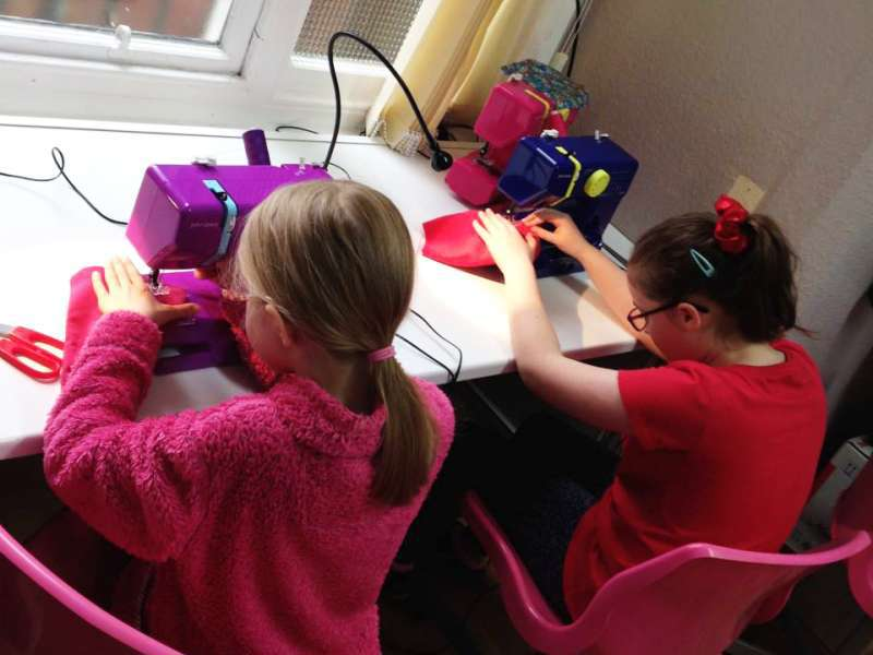 Sewing Machine Course