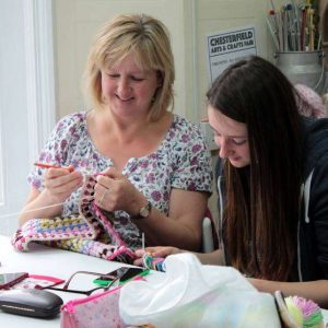 Beginners' Crochet Course