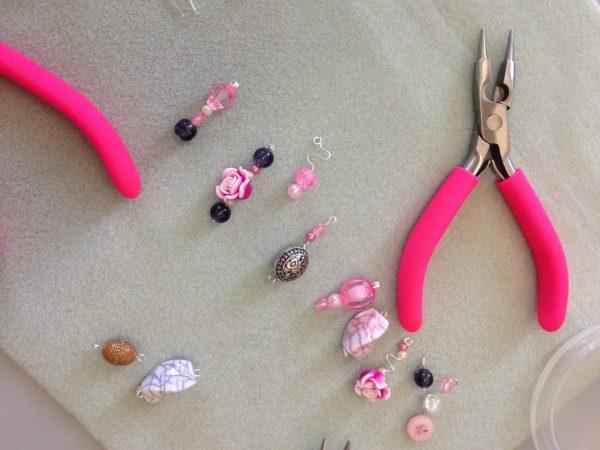 Charm Bracelet making