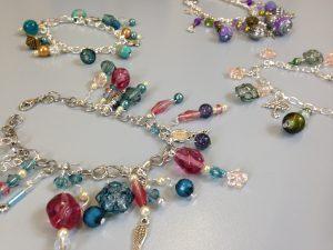 Charm Bracelet selection