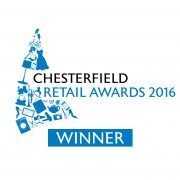 Chesterfield Retail Awards 2016 Winner Logo