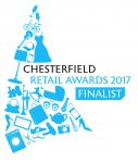 Chesterfield Retail Awards 2017 Finalist Logo