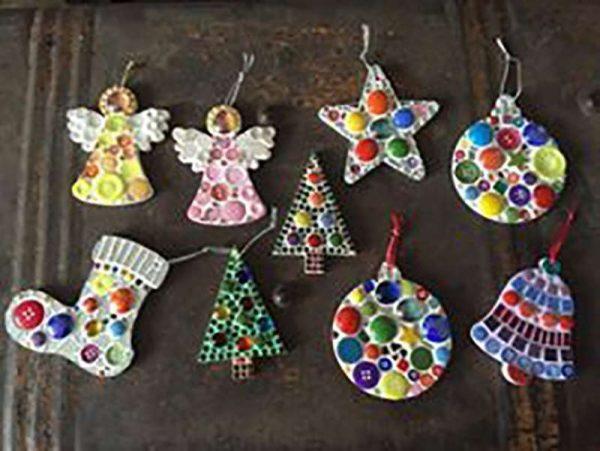 Festive Mosaics