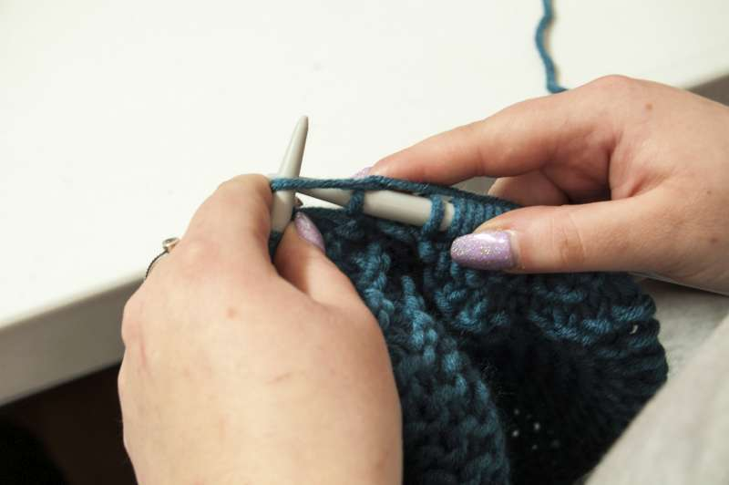 Beginners' Knitting Course