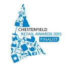 Chesterfield Retail Awards 2015 Finalist Logo