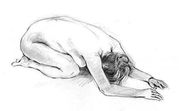 untutored life drawing