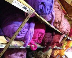 Wingham wool work
