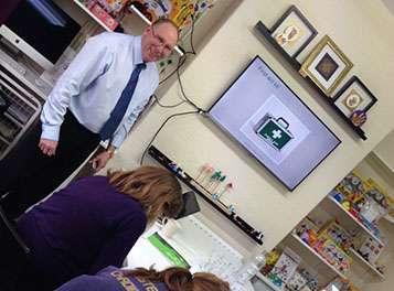 Alan Robinson Teaching