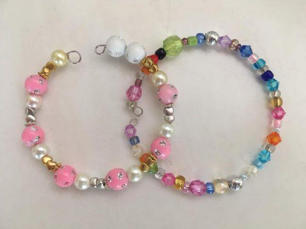 basic beadwork bracelets
