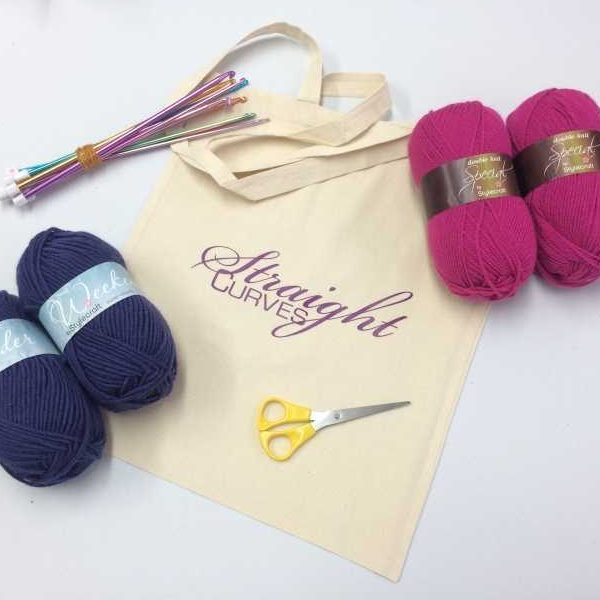 Beginner's Tunisian Crochet Kit