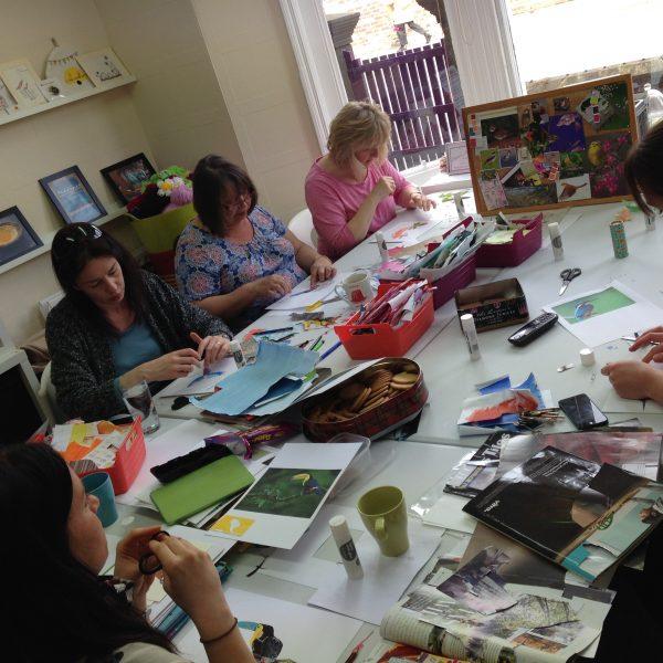 Collage Art Workshop