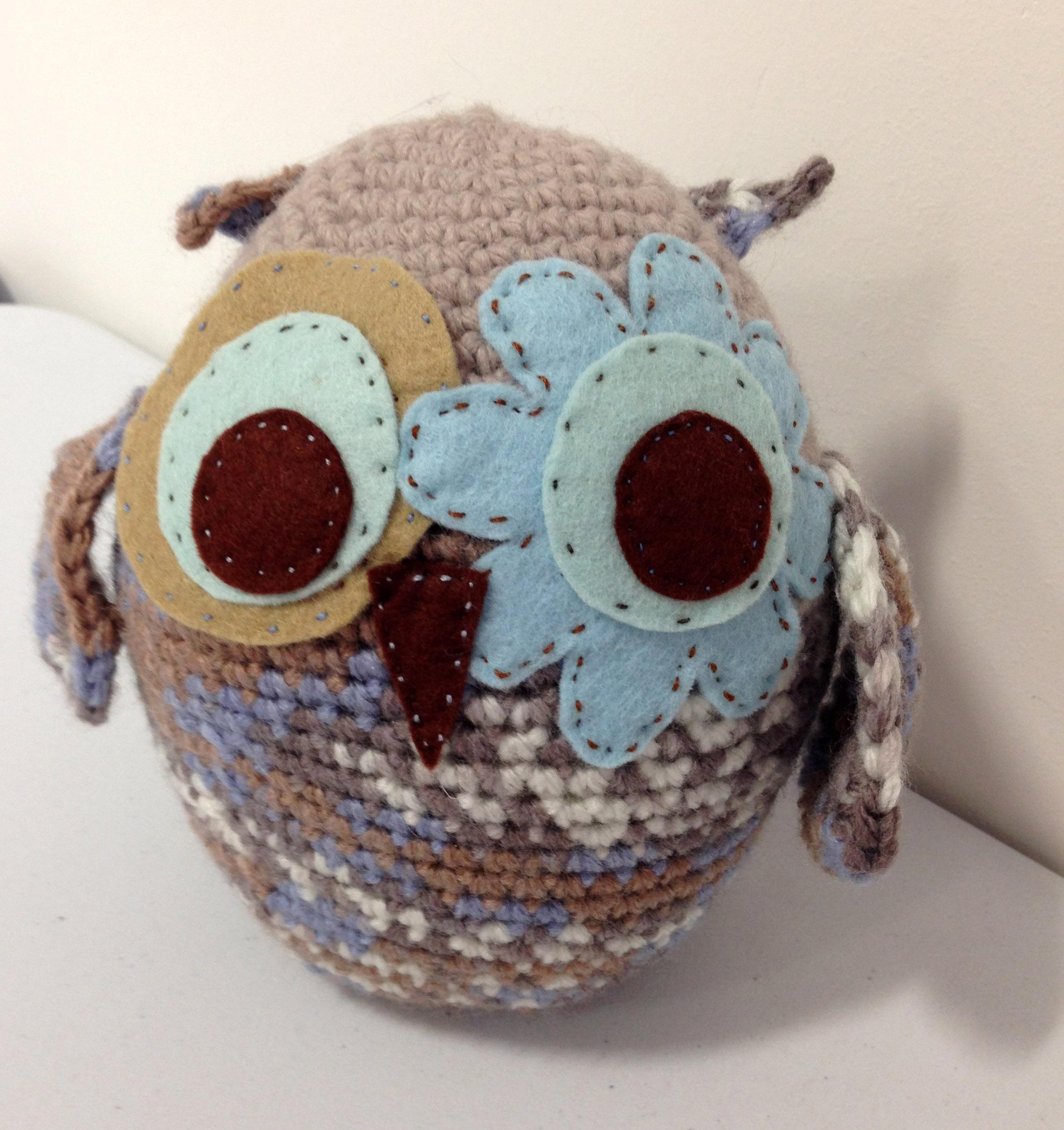 Crochet Amigurumi Course StraightCurves, Chesterfield