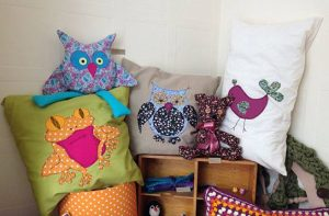 Free Machine Embroidery Workshop