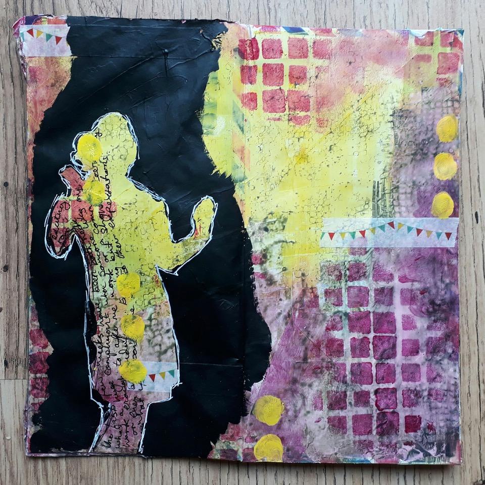Art Journalling image