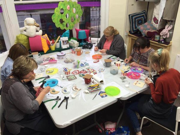 adult crafty club membership