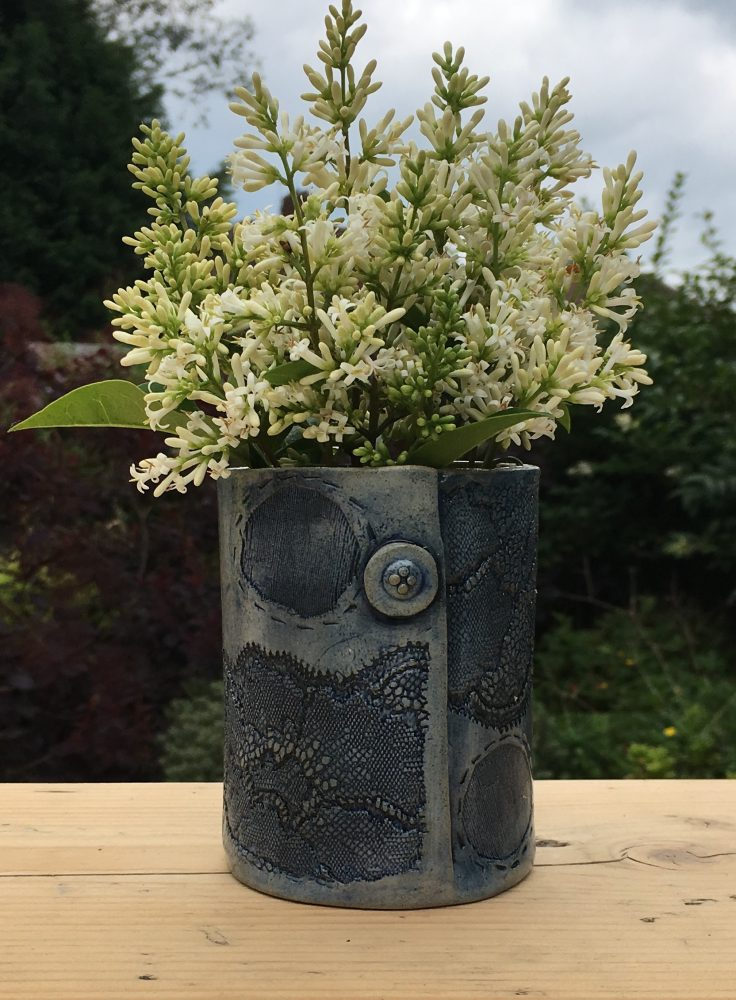 Vase Pottery Making Workshop Straightcurves Chesterfield