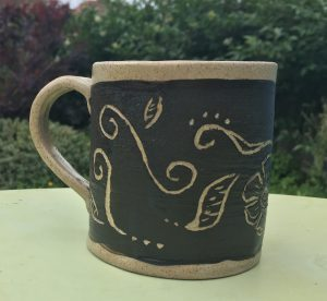 Wrap around mug