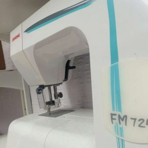 Embellishing Machine available to hire at StraightCurves