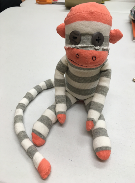 Sock Monkey Workshop