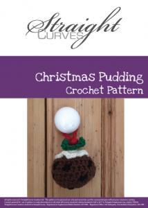 Christmas Pudding Crochet Pattern