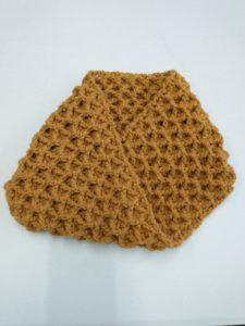 Crochet cowl craft kit