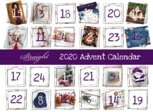 Straightcurves 2020 advent calendar